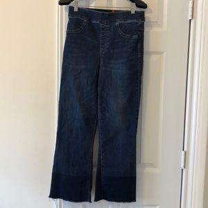 Spanx jeans size medium!
